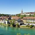 Bern, Switzerland Capital City by Didier Marti