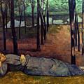 Bernard: Madeleine, 1888 by Granger