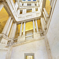 Bernini Staircase Panorama by Weston Westmoreland