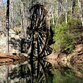 Berry College Water Wheel by Amara Dempsey