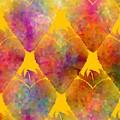 Berry Hearts - Food Pattern by Kathleen Sartoris