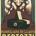 Bertozzi Poster by Priscilla Wolfe