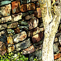Beside The Wall by Karin Everhart