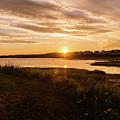 Besides North Rustico Harbor by Chris Bordeleau