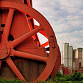 Bessemer Converter - Steel City - Pittsburgh by Mitch Spence