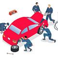 Best Car Service Center In Gurgaon by Runvijay Kumar