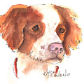 Best Dog By Kathleen Mcelwaine by Kathleen McElwaine