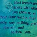 Best Friends by Brenda Alcorn