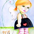 Best Friends by Monica Magallon