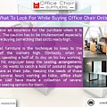 Best Quality Office Chair Suppliers In Uae by Richa Dixit