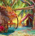 Betawar Village Life by Art Nomad Sandra  Hansen