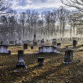Bethany Church Cemetery 09 by Jim Dollar