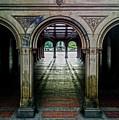 Bethesda Terrace Arcade 1 by James Aiken
