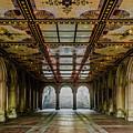Bethesda Terrace Arcade 3 by James Aiken