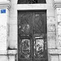 Bethlehem - Aged Door by Munir Alawi