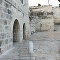 Bethlehem - Manger Square by Munir Alawi