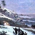 Bethlehem 1893 by Munir Alawi