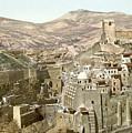Bethlehem Mar Saba Monastery by Munir Alawi