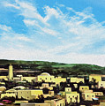 Bethlehem New Day by Munir Alawi