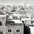 Bethlehem Old Town by Munir Alawi