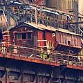 Bethlehem Steel #10 by Marcia Lee Jones
