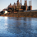 Bethlehem Steel Water's Edge by Brent Costenbader