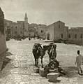 Bethlehem: Street, C1911 by Granger