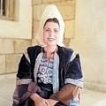 Bethlehem Traditional Dress 1940 by Munir Alawi