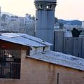 Bethlehem Watchtower by Munir Alawi
