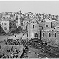 Bethlehem Year 1890 by Munir Alawi