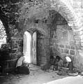 Bethlehemites Women Working Year 1925 by Munir Alawi