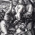 Betrayal Of Christ 1508 by Durer Albrecht