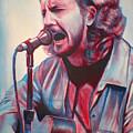 Betterman Eddie Vedder by Derek Donnelly