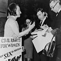 Betty Friedan, President by Everett