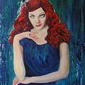 Betty by Sylva Zalmanson