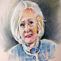 Betty White In Boston Legal by Miki De Goodaboom