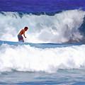 Between The Waves by Pamela Walton