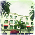 Beverly Hills Rodeo Drive 5 by Nina Prommer