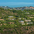 Beverly Park Beverly Hills Panorama by David Zanzinger