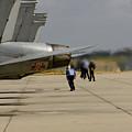 Beware - Jet Blast by Mark Hendrickson