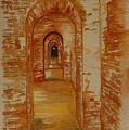 Beyond The Black Door by Julie Lueders