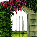 Beyond The Gates by Michael Vigliotti