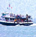 Bhi Ferry by Betsy Knapp