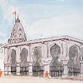 Bhimashankar Jyotirling by Keshava Shukla