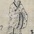 Bian Que, Ancient Chinese Physician by Wellcome Images