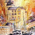 Biarritz Authentic by Miki De Goodaboom