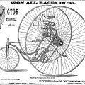 Bicycle, 1884 by Granger