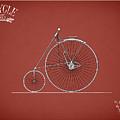 Bicycle 1885 by Mark Rogan