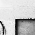 Bicycle And Rectangle by Prakash Ghai