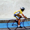 Bicycle Blur by Jim DeLillo